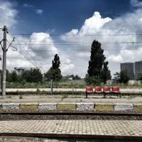 Gara Obor platform